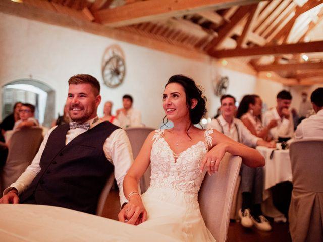 Le mariage de Adrien et Jeanne à Saint-Jorioz, Haute-Savoie 96
