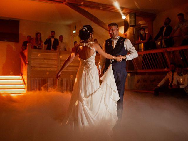 Le mariage de Adrien et Jeanne à Saint-Jorioz, Haute-Savoie 100