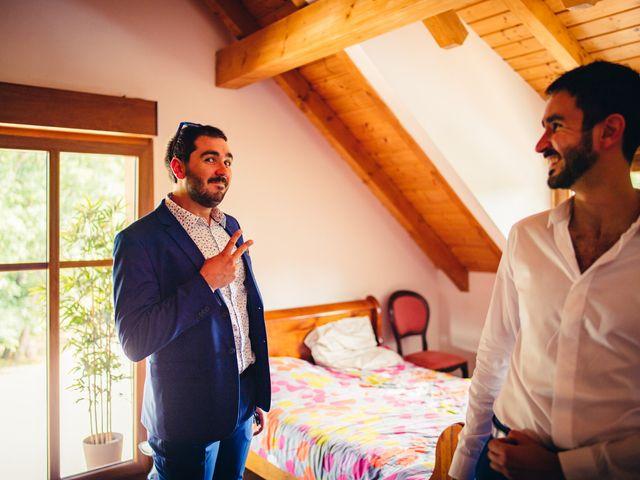 Le mariage de Anthony et Emilie à Wisches, Bas Rhin 10