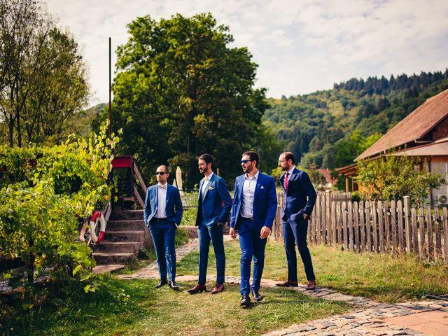 Le mariage de Anthony et Emilie à Wisches, Bas Rhin 24