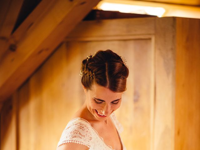 Le mariage de Anthony et Emilie à Wisches, Bas Rhin 36
