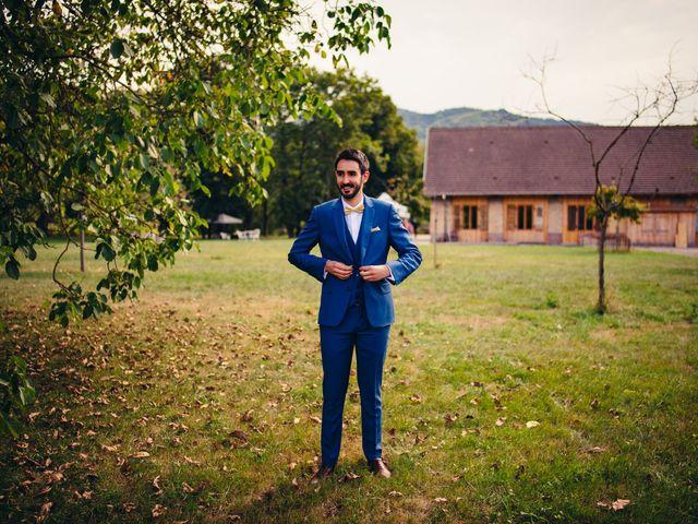 Le mariage de Anthony et Emilie à Wisches, Bas Rhin 44