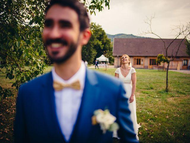 Le mariage de Anthony et Emilie à Wisches, Bas Rhin 46