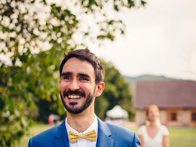 Le mariage de Anthony et Emilie à Wisches, Bas Rhin 47