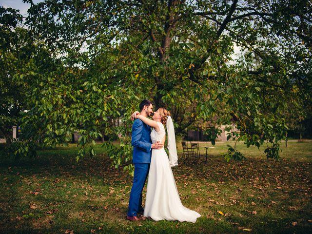 Le mariage de Anthony et Emilie à Wisches, Bas Rhin 50
