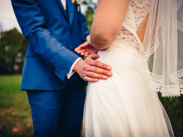 Le mariage de Anthony et Emilie à Wisches, Bas Rhin 51