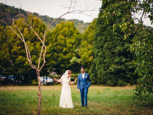 Le mariage de Anthony et Emilie à Wisches, Bas Rhin 53