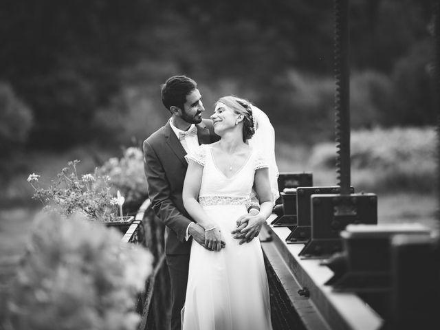 Le mariage de Anthony et Emilie à Wisches, Bas Rhin 56