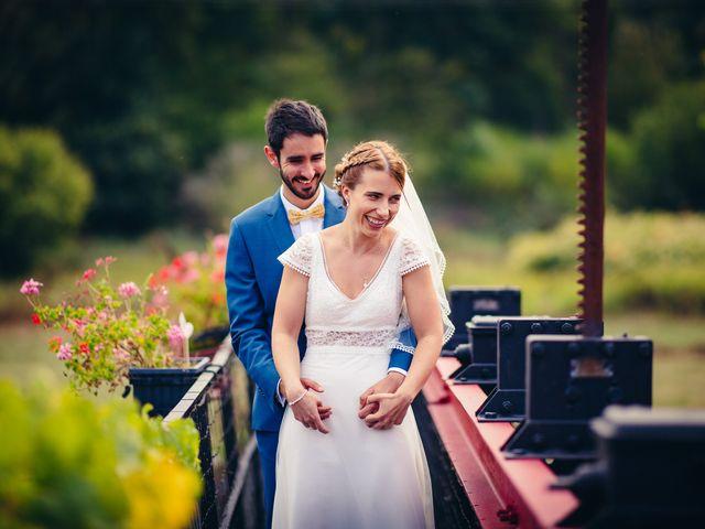 Le mariage de Anthony et Emilie à Wisches, Bas Rhin 57