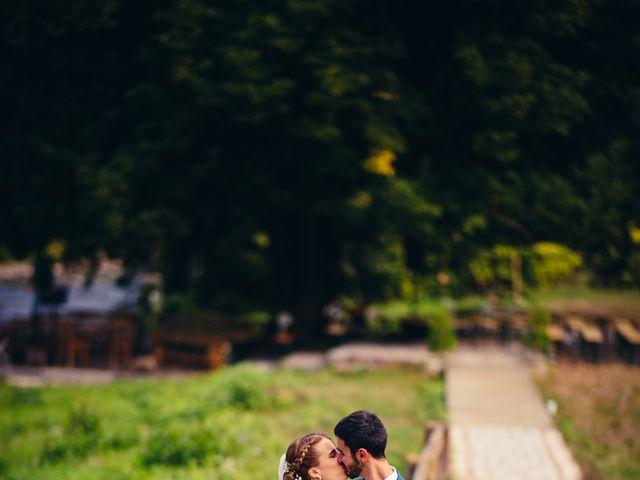 Le mariage de Anthony et Emilie à Wisches, Bas Rhin 58