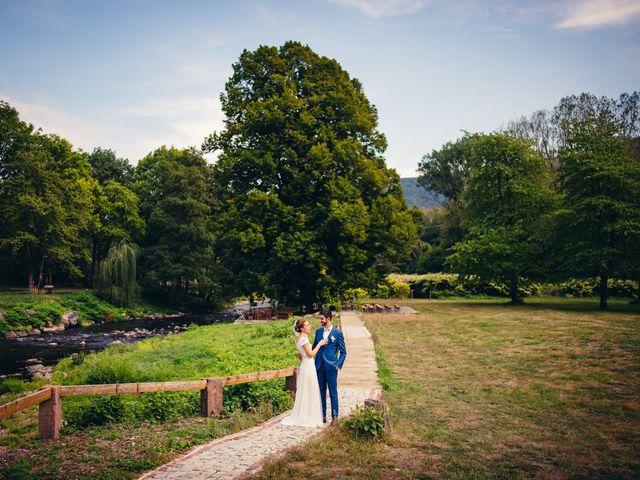 Le mariage de Anthony et Emilie à Wisches, Bas Rhin 59
