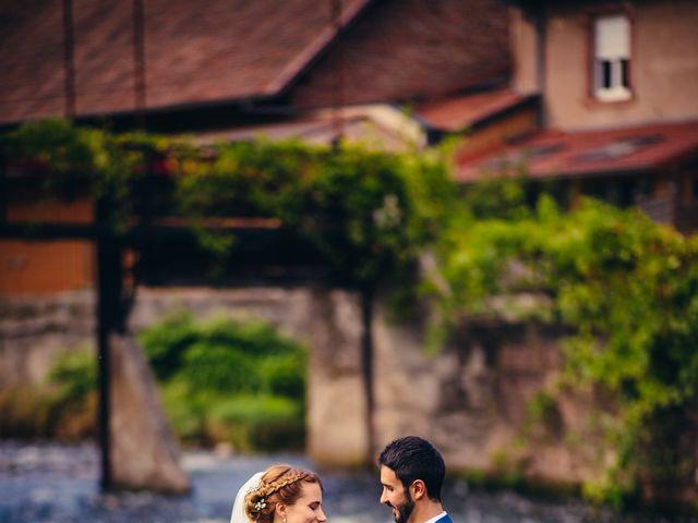 Le mariage de Anthony et Emilie à Wisches, Bas Rhin 60