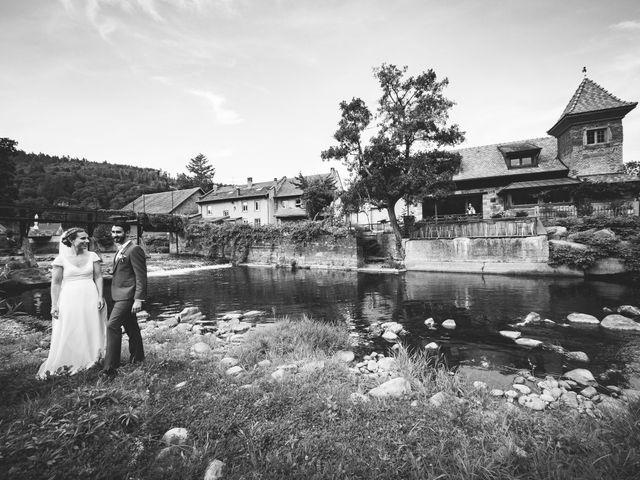 Le mariage de Anthony et Emilie à Wisches, Bas Rhin 61