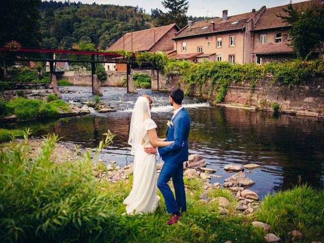 Le mariage de Anthony et Emilie à Wisches, Bas Rhin 62
