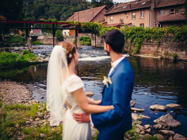 Le mariage de Anthony et Emilie à Wisches, Bas Rhin 63