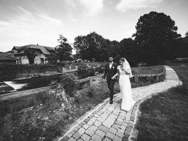 Le mariage de Anthony et Emilie à Wisches, Bas Rhin 65