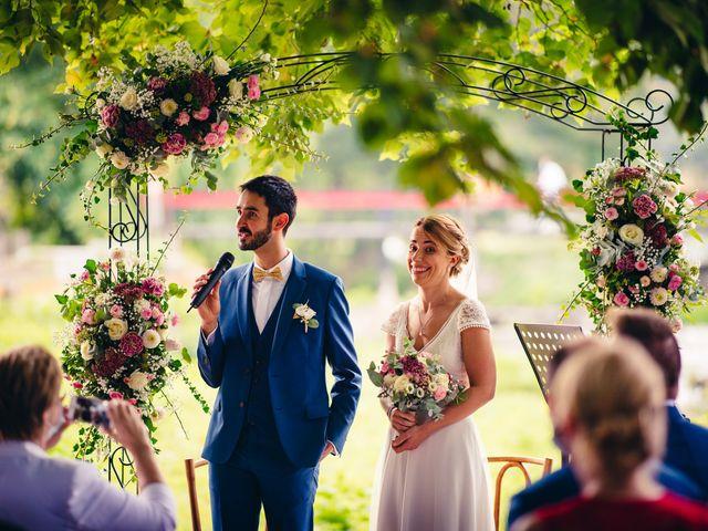 Le mariage de Anthony et Emilie à Wisches, Bas Rhin 73