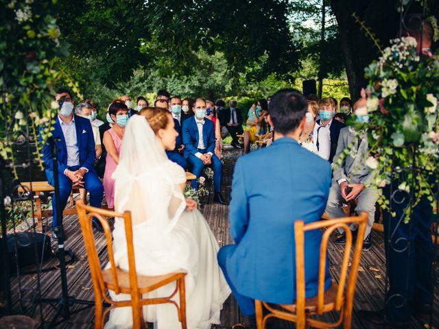 Le mariage de Anthony et Emilie à Wisches, Bas Rhin 74