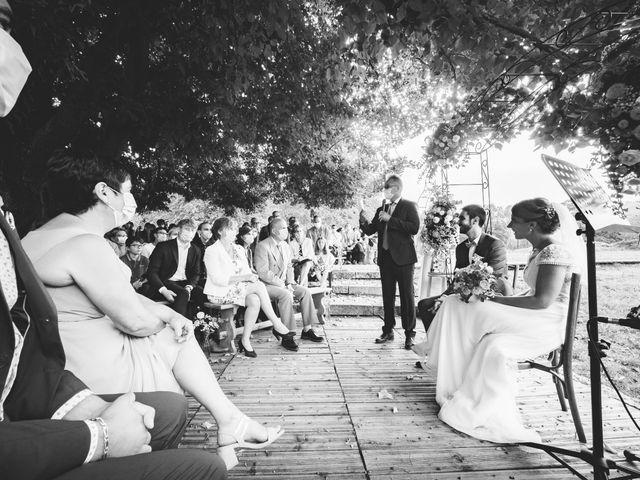Le mariage de Anthony et Emilie à Wisches, Bas Rhin 78