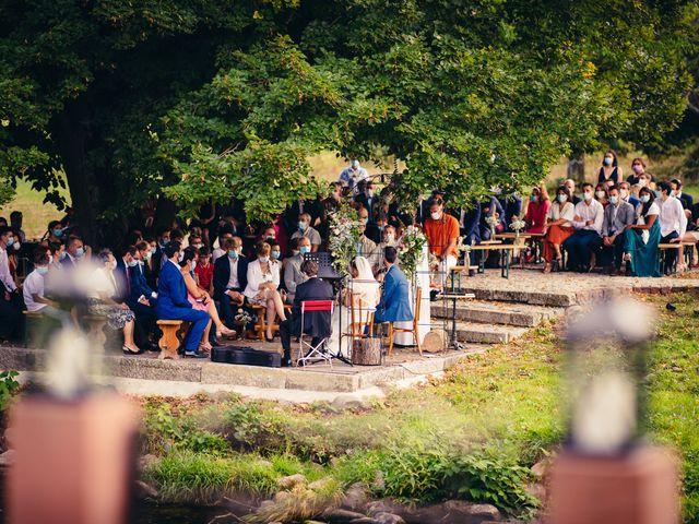 Le mariage de Anthony et Emilie à Wisches, Bas Rhin 80