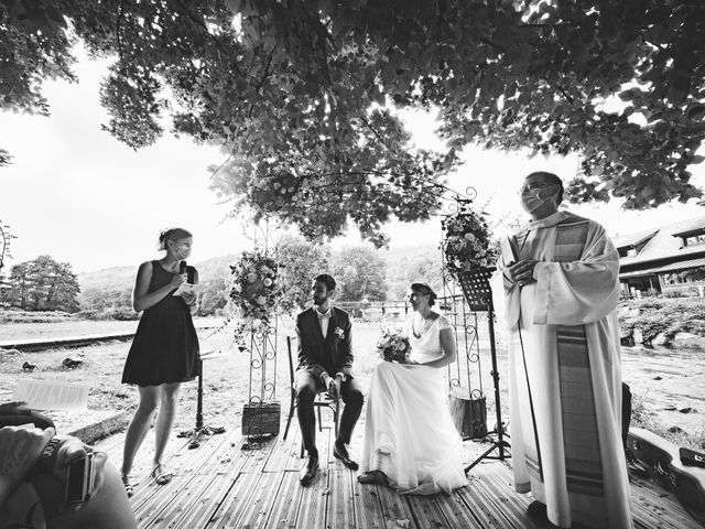 Le mariage de Anthony et Emilie à Wisches, Bas Rhin 82