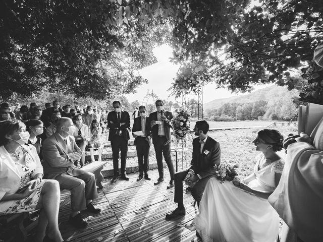Le mariage de Anthony et Emilie à Wisches, Bas Rhin 87