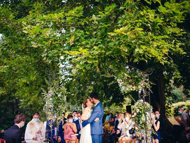 Le mariage de Anthony et Emilie à Wisches, Bas Rhin 90