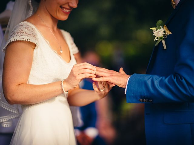 Le mariage de Anthony et Emilie à Wisches, Bas Rhin 91