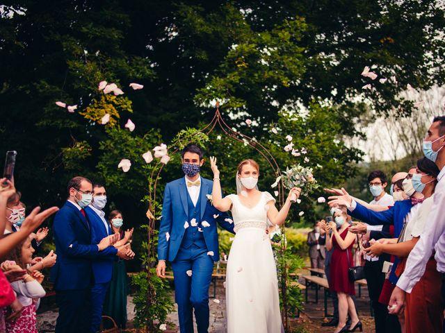 Le mariage de Anthony et Emilie à Wisches, Bas Rhin 93