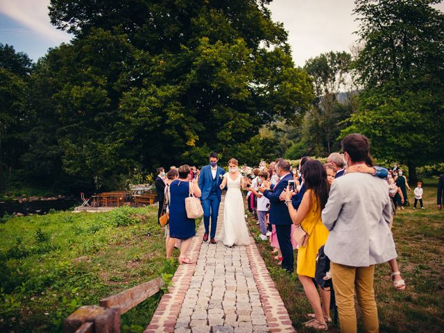 Le mariage de Anthony et Emilie à Wisches, Bas Rhin 94