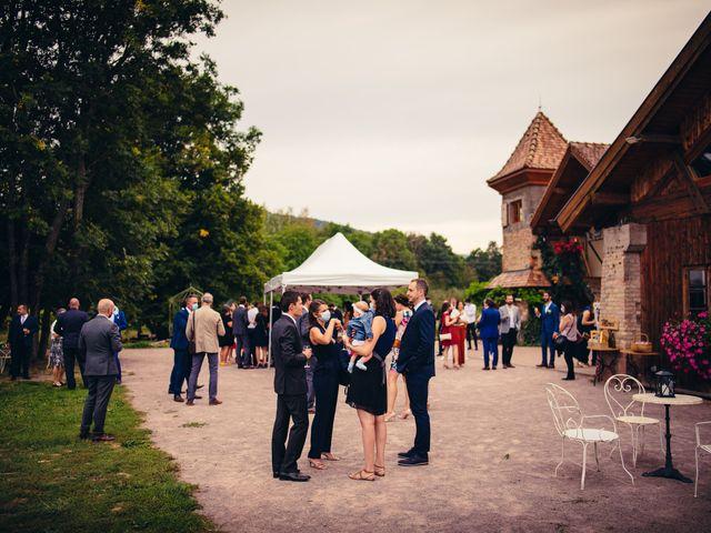 Le mariage de Anthony et Emilie à Wisches, Bas Rhin 96