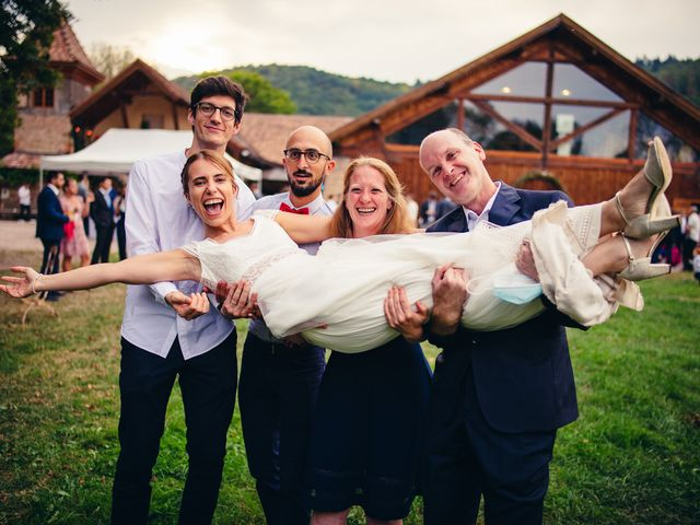 Le mariage de Anthony et Emilie à Wisches, Bas Rhin 106