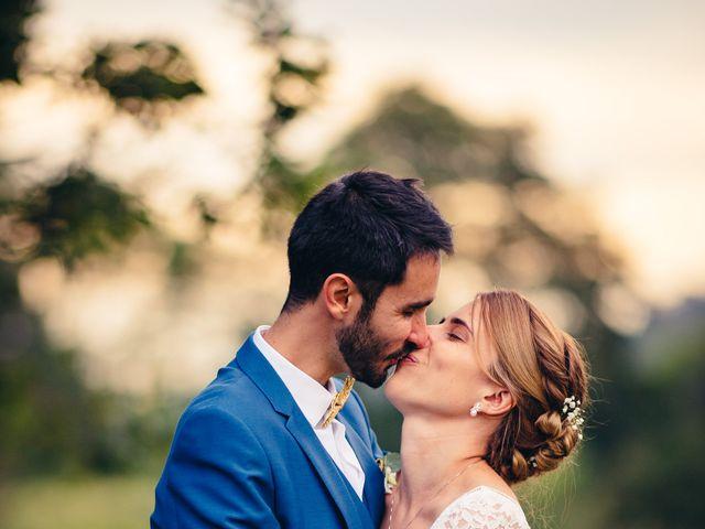 Le mariage de Anthony et Emilie à Wisches, Bas Rhin 107