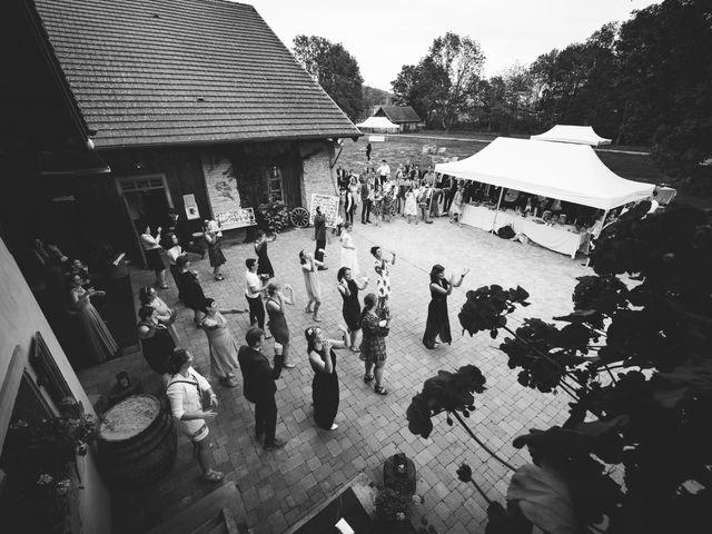 Le mariage de Anthony et Emilie à Wisches, Bas Rhin 108