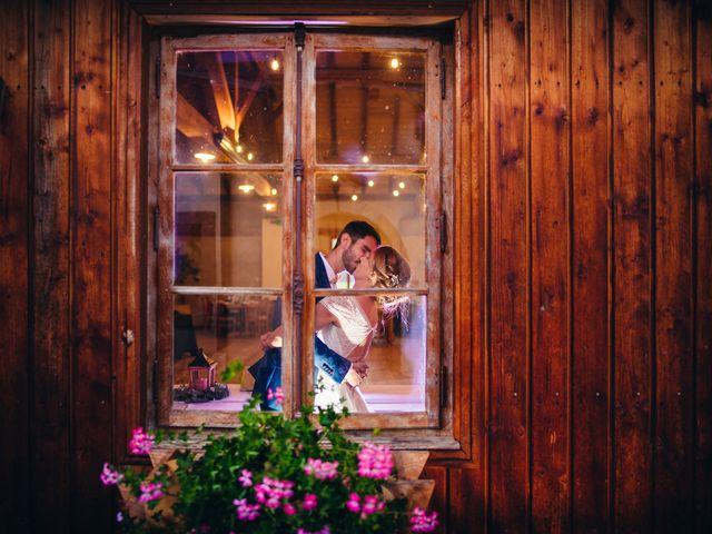 Le mariage de Anthony et Emilie à Wisches, Bas Rhin 111