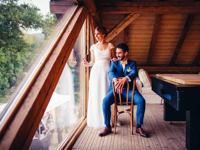 Le mariage de Anthony et Emilie à Wisches, Bas Rhin 112