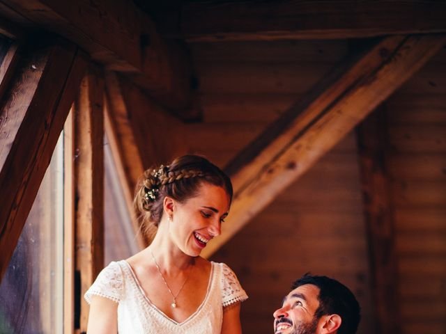 Le mariage de Anthony et Emilie à Wisches, Bas Rhin 113