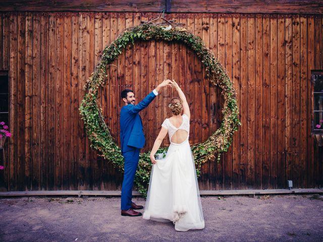 Le mariage de Anthony et Emilie à Wisches, Bas Rhin 115