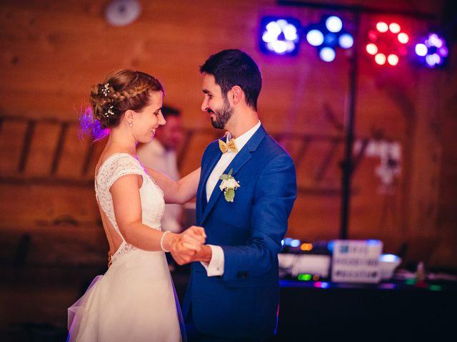 Le mariage de Anthony et Emilie à Wisches, Bas Rhin 130