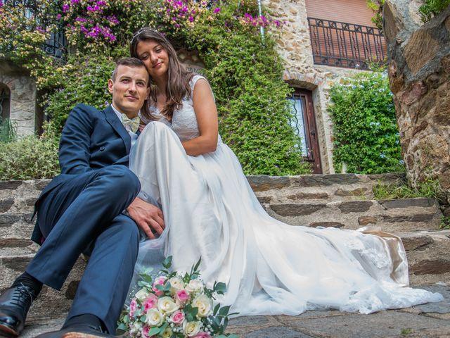 Le mariage de William et Julia à Bormes-les-Mimosas, Var 2