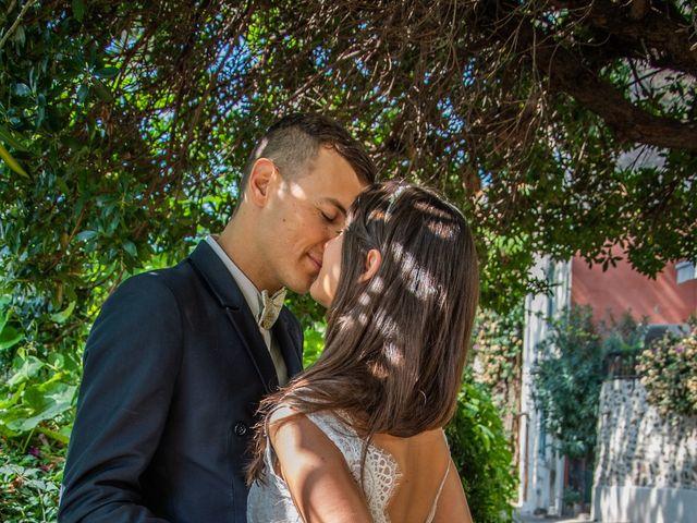 Le mariage de William et Julia à Bormes-les-Mimosas, Var 5