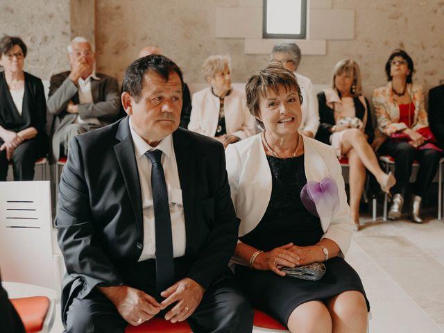 Le mariage de Arnaud et Audrey à Montbazon, Indre-et-Loire 7