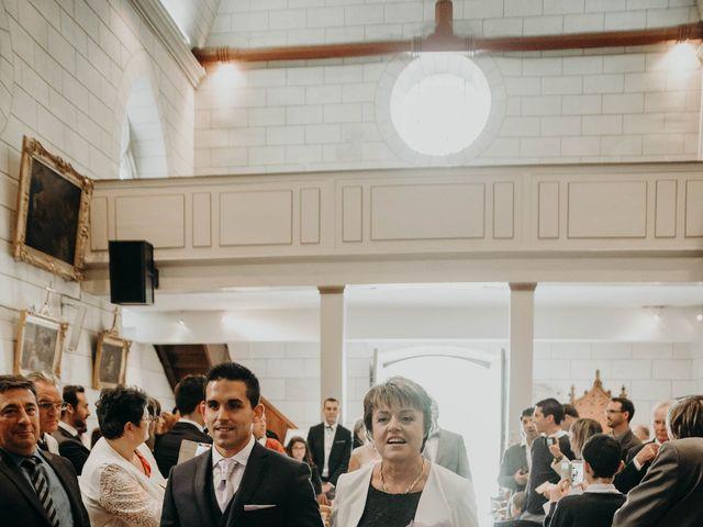 Le mariage de Arnaud et Audrey à Montbazon, Indre-et-Loire 16