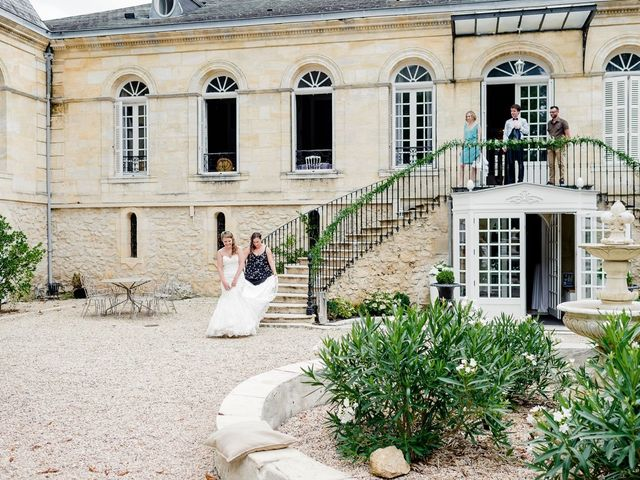 Le mariage de Antoine et Deborah à Bordeaux, Gironde 40
