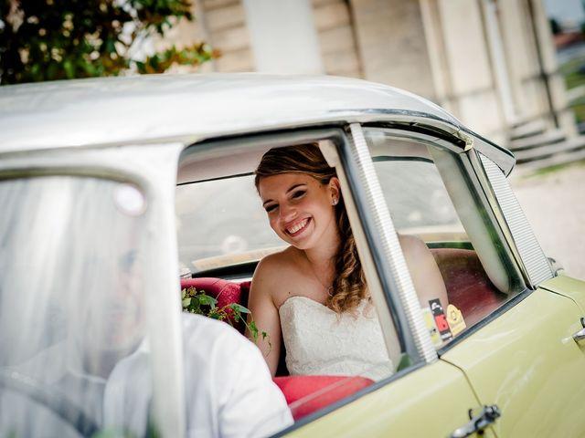 Le mariage de Antoine et Deborah à Bordeaux, Gironde 45