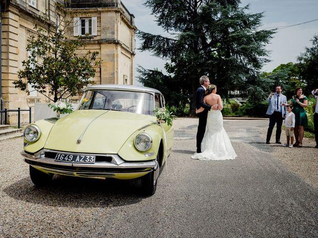 Le mariage de Antoine et Deborah à Bordeaux, Gironde 47