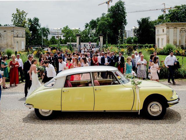 Le mariage de Antoine et Deborah à Bordeaux, Gironde 49