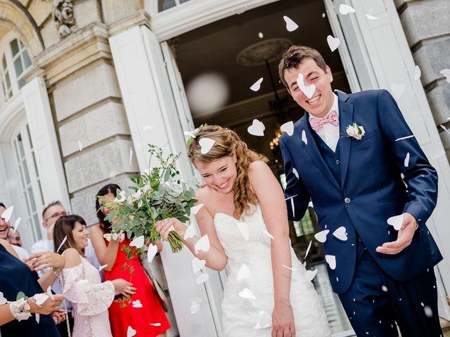 Le mariage de Antoine et Deborah à Bordeaux, Gironde 56