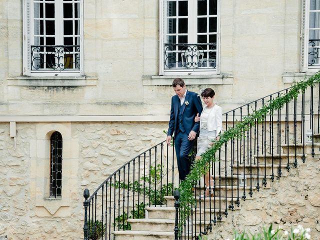 Le mariage de Antoine et Deborah à Bordeaux, Gironde 75