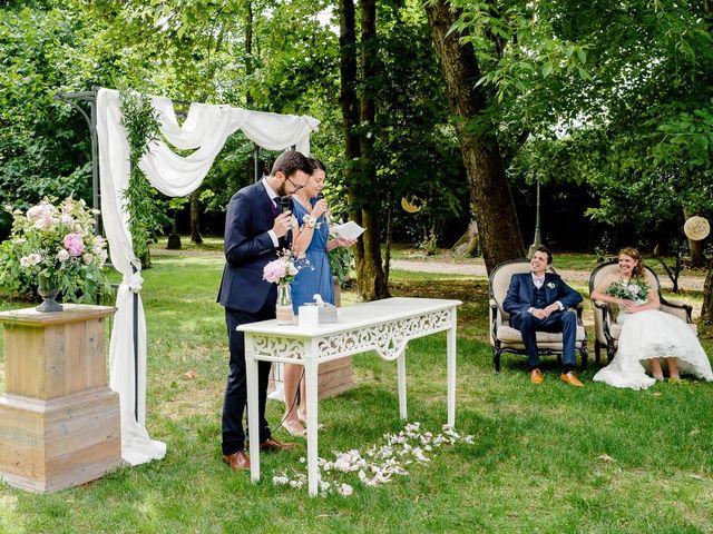 Le mariage de Antoine et Deborah à Bordeaux, Gironde 81